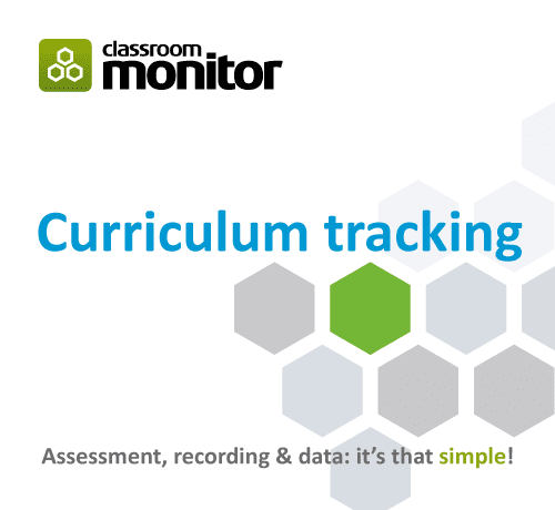 Curriculum tracking