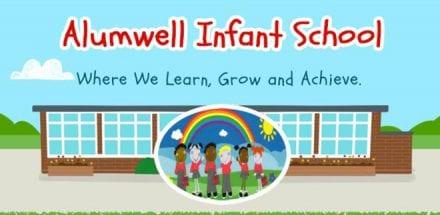 Alumell Infant School Logo