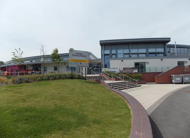 Pensby Primary School